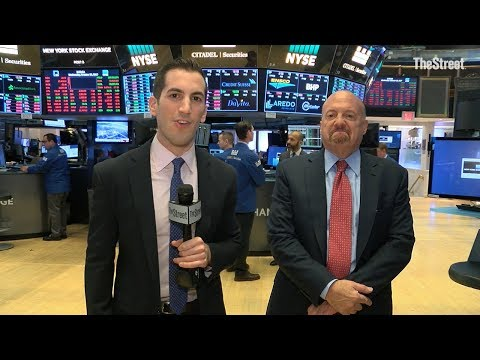 REPLAY: Jim Cramer NYSE Live Show, Wednesday, October 25