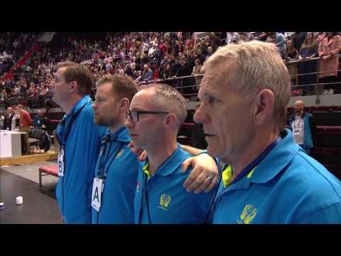 Гандбол.Россия - Швеция. Отбор на Евро 2018
