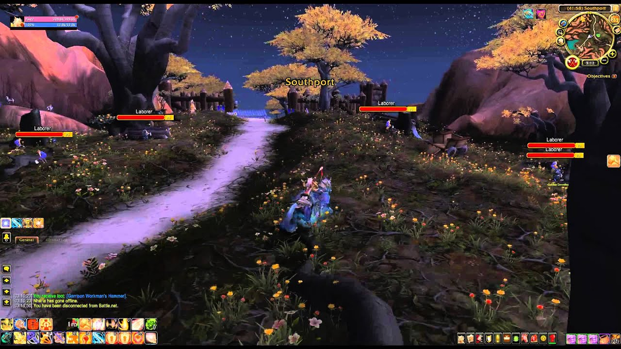 Where is southport wod explore spires of arak youtube for Where is terrace