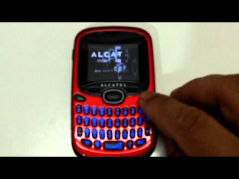 alcatel OT-255d GAME OVER.MOV