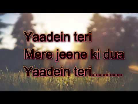 Yaadein Teri