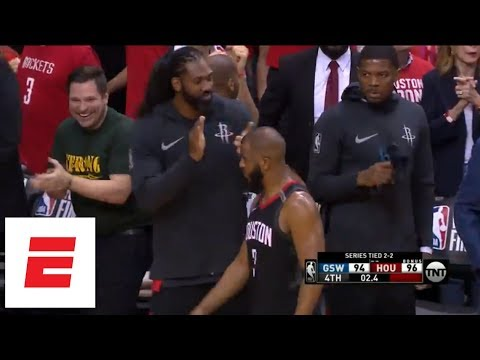 Best of the Rockets' Game 5 win over the Warriors | ESPN