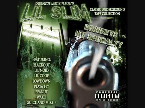Lil Slim - Playa Posse