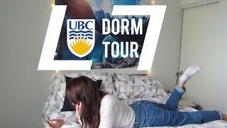 UBC DORM TOUR thumbnail
