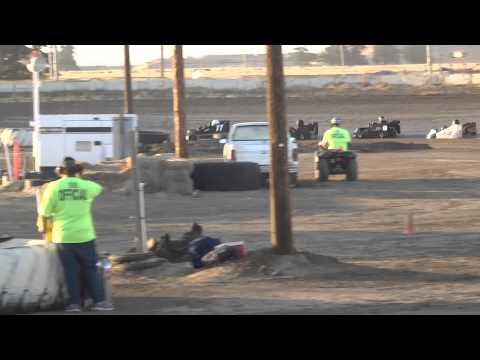 Dixon Speedway UAS Heat 6-14-14