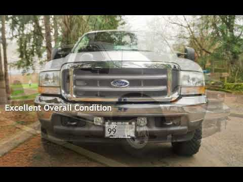 2003 Ford F-350 Lariat 4x4 POWERSTROKE 77K Long Bed 2 Owners for sale in Milwaukie, OR
