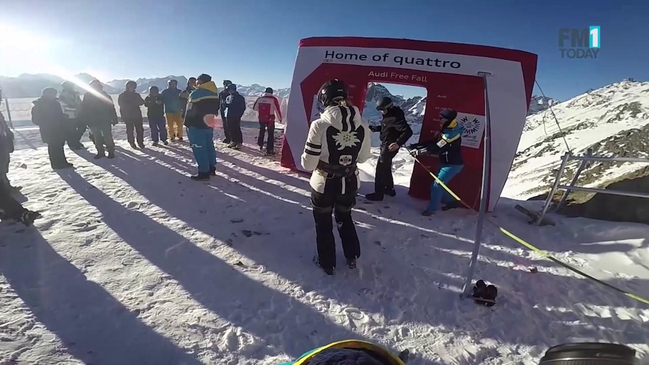 Freier Fall St Moritz Youtube