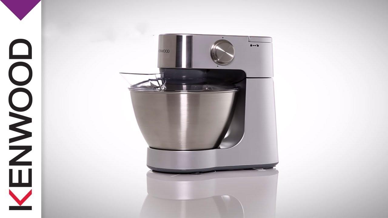 Kenwood Prospero Kitchen Machine | Introduction