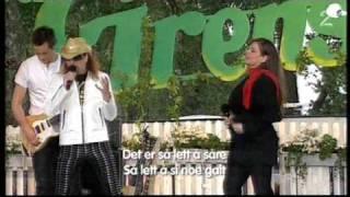 Vit at jeg elsker deg - Jenny Jenssen & Dag Ingebrigtsen