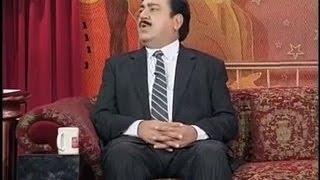 Hasb e Haal - 7 January 2016 | Azizi as Yousaf Raza Gillani
