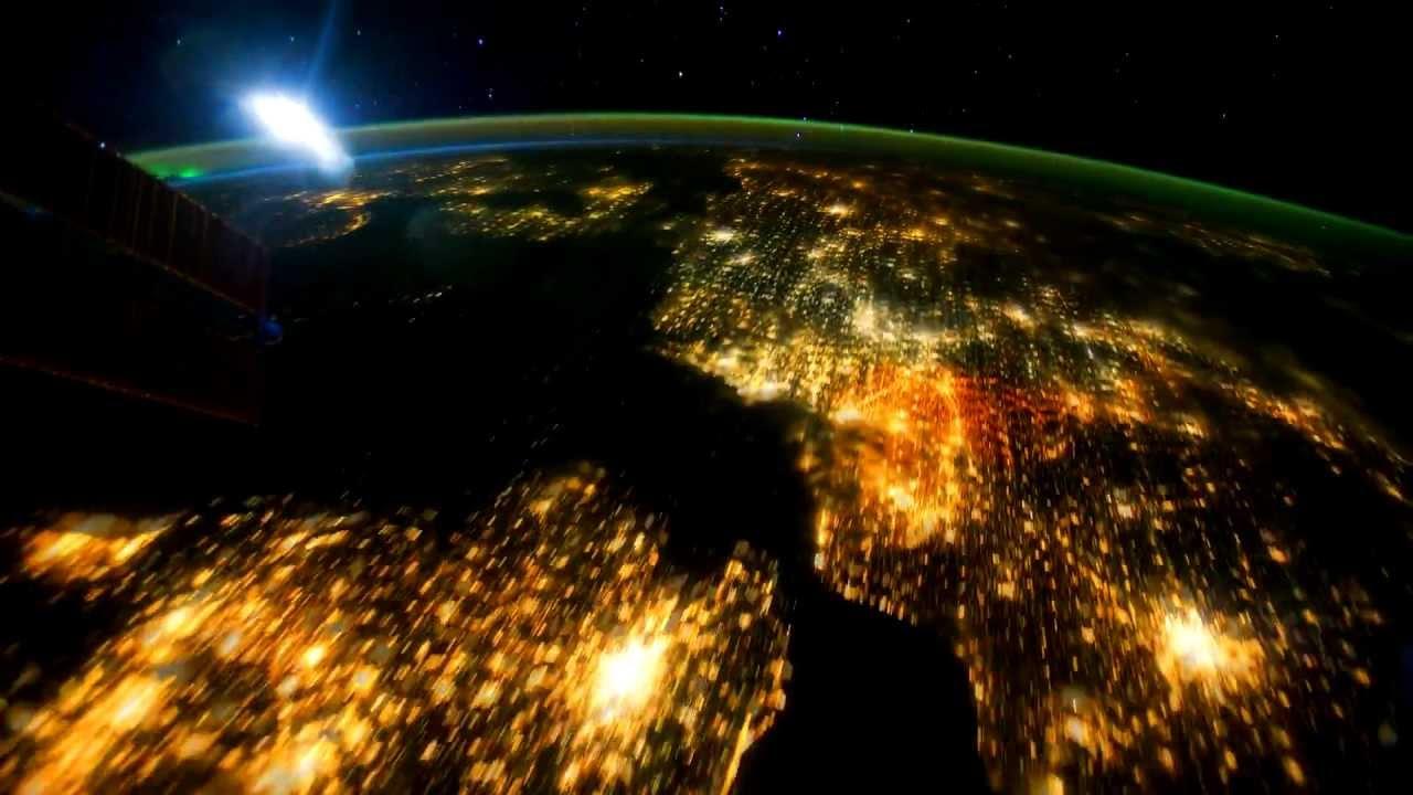 Dj Movie Hd Wallpaper ᴴᴰ Widok Z Iss Międzynarodowej Stacji Kosmicznej Ziemi