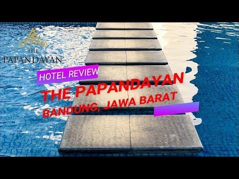 THE PAPANDAYAN BANDUNG | HOTEL REVIEW | SUNDANESE FOOD