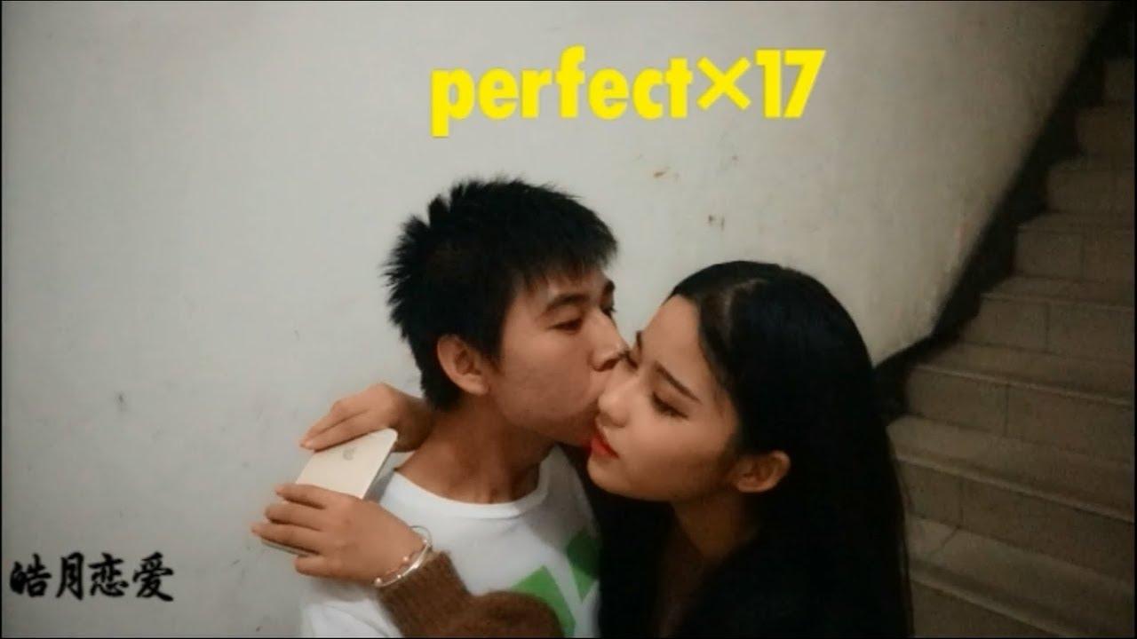 亚洲第一接吻网红皓月;在中国搭讪女生街头十八连亲!