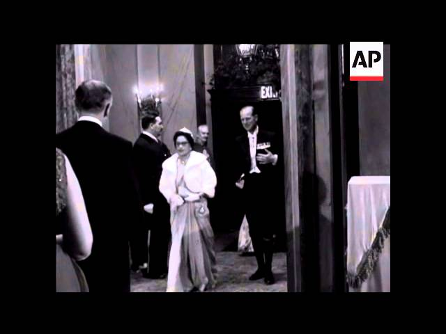 State Visit Highlights Of King Of Nepal - 1961 - NO SOUND