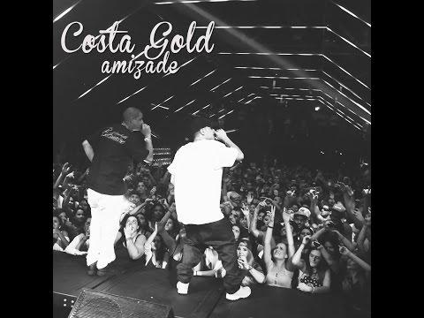 Amizade Costa Gold Letrasmusbr