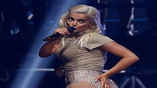 2016 MTV EMAs Bebe Rexha's Performance At The 2016 EMAs Was Killer