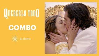 Quererlo todo: ¡Valeria y Mateo se juran amor eterno! | Gran Final | Las Estrellas