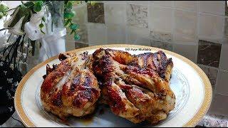 Mangal Tadında Tavada Tavuk Kızartma
