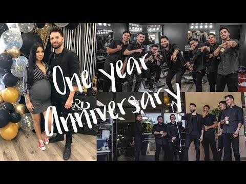 Barber Shop Anniversary + Baby in HD!!!!