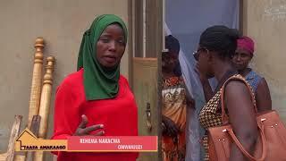 Taasa Amakago: Hamidah Nalubega bba gweyasuulawo n'abaana CC