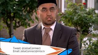 Live Jalsa Salana UK 2013 Buildup 25th August 2013 - Islam Ahmadiyya