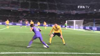 Video Gol Pertandingan Sanfrecce Hiroshima vs Guangzhou Evergrande