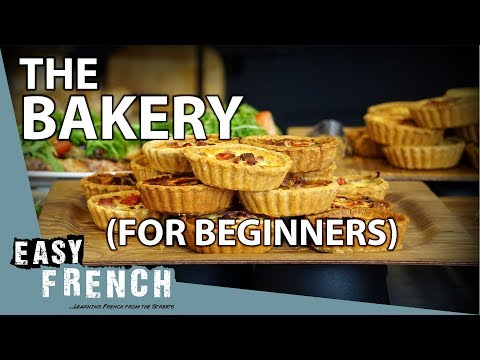 Ordering In A Bakery   Super Easy French 61