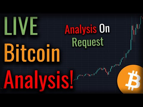 BITCOIN IS CRASHING HARD! Bitcoin Below $9,000! – Live Bitcoin TA