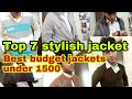 Top 7 winter jacket for men 2017 | Top 7 cheap and stylish jacket | Best 7 winter wear under 1500