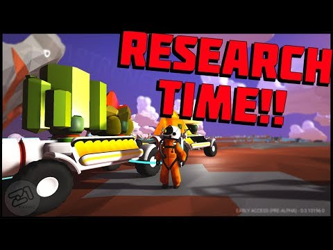 All the RESEARCH !! S7E3 Astroneer Update 196 Gameplay Z1 Gaming