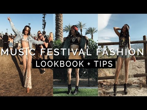 Festival Outfits + What to Wear & Packing Tips || Coachella 2018