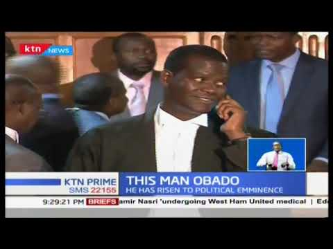 What is Obado up to? And what does he bring to Ruto\'s 2022 presidential ambitions