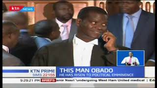 What is Obado up to? And what does he bring to Ruto's 2022 presidential ambitions