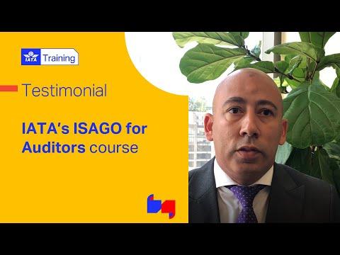 IATA Training | ISAGO for Auditors