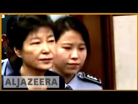 🇰🇷 South Korea's Park Geun-hye sentenced to 24 years in jail | Al Jazeera English