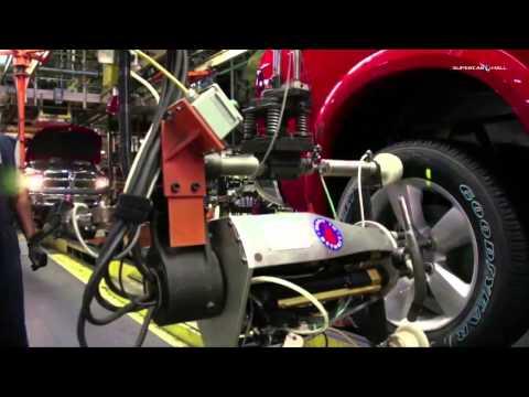 2013 Ram 1500 Manufacturing-Chrysler
