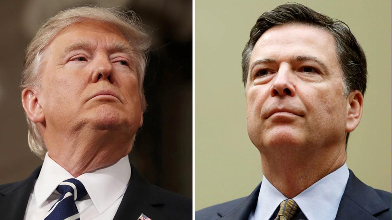Trump 'asked FBI to halt Flynn inquiry'