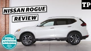 Nissan Rogue Review 2018 | Today's Parent Approved