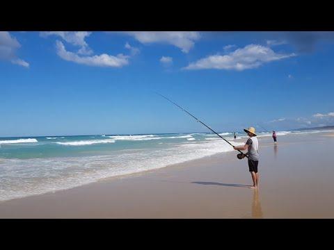 4x4 Offroad Fishing Adventure @ Teewah Beach/Double Island Point