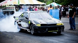 Grenada International Drag Racing 2015
