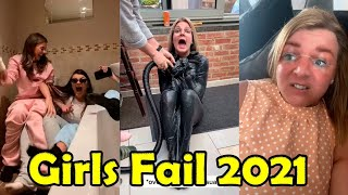 Funniest Fails 2021 | The Ultimate Girls Fail Compilation 2021