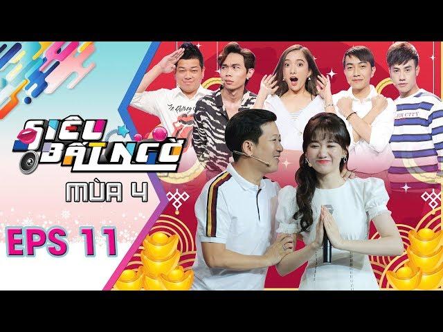 Siêu Bất Ngờ - Mùa 4 | Tập 11 Full: Trường Giang, Hari Won nghi ngờ CrisDevil