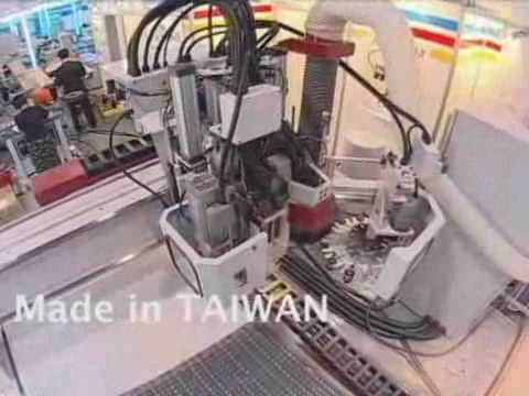 The Advantage of Taiwan Woodworking Machinery Industry