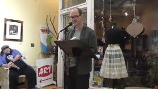 Ghost Town Poetry Open Mic 1-14-16 Featured Readers