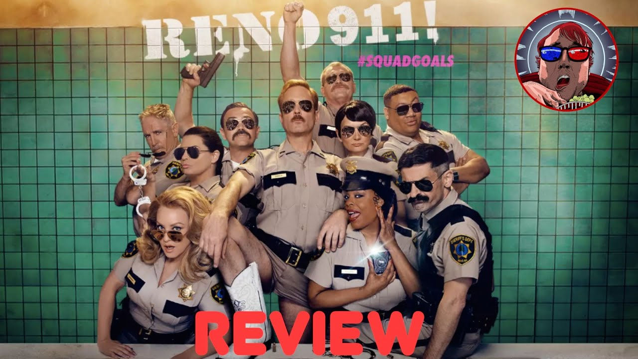Reno 911! (The Quibi Revival) Review