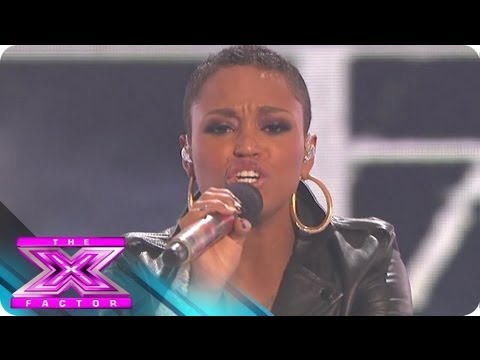 """Paige Thomas' """"Never Gonna Give You Up"""" - THE X FACTOR USA 2012"""