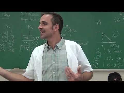 Primeira Lei de Ohm e Definição de Resistência Elétrica