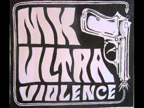 MK ULTRAVIOLENCE - Pre-Teen Occult Ring