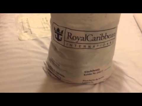 """John Teng Discusses """"Laundry Day"""" on a Royal Caribbean Cruise Ship"""