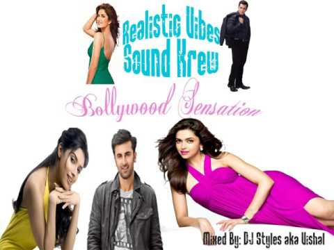 Bollywood Sensation Vol.1 By DJ Styles aka Vishal (RVSK)